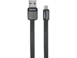 Kab.Remax Platinum micro USB RC-044m bla