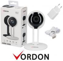 Kamera IP Vordon N2 WIFI Juoda